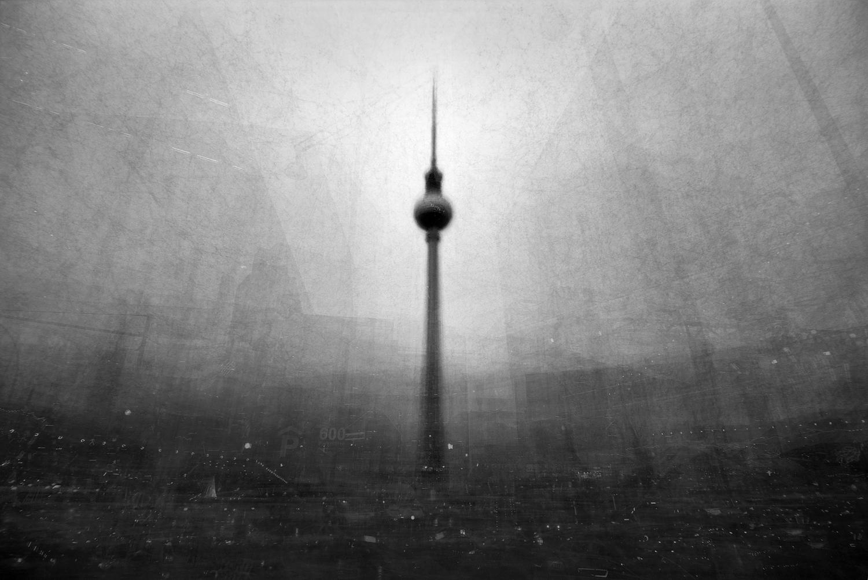 """funkturm Berlin bw"""