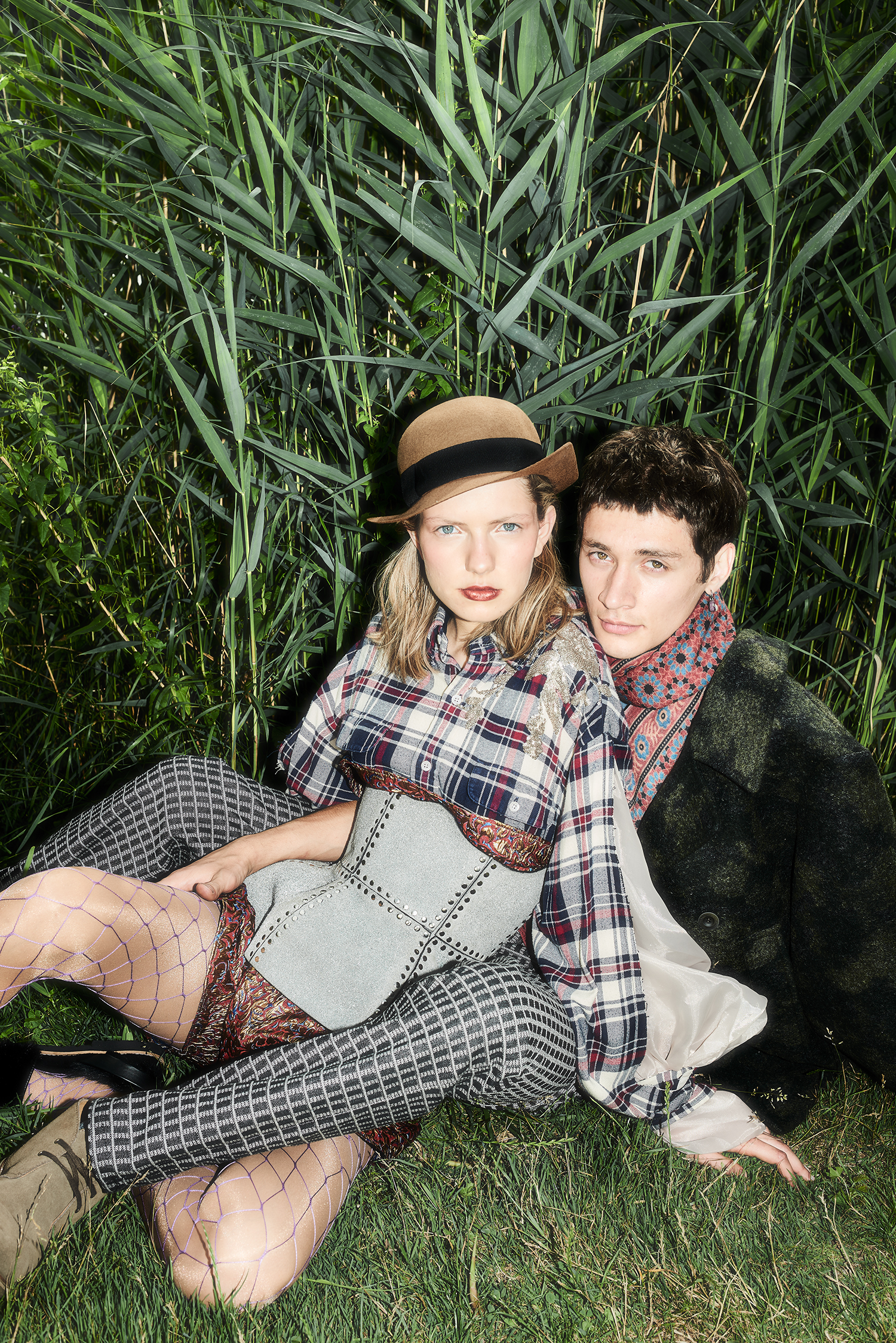 """""""sexy couple in bush"""""""