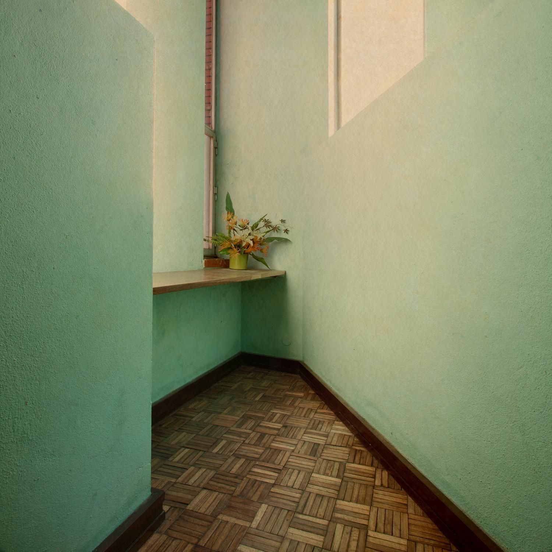 """""""Porto turquoise room"""""""