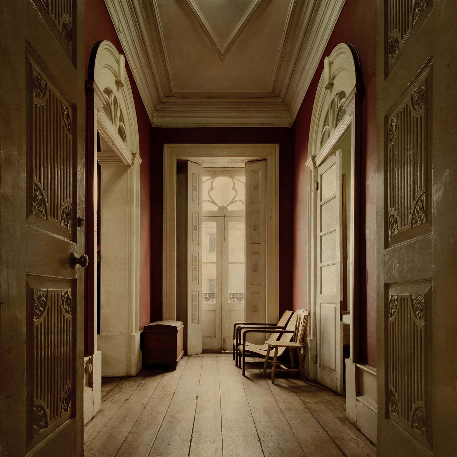 """""""Porto room with chair"""""""