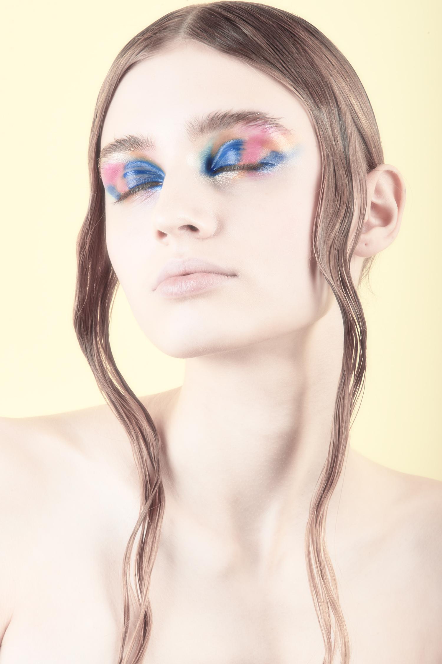 """""""glamour makeup"""""""