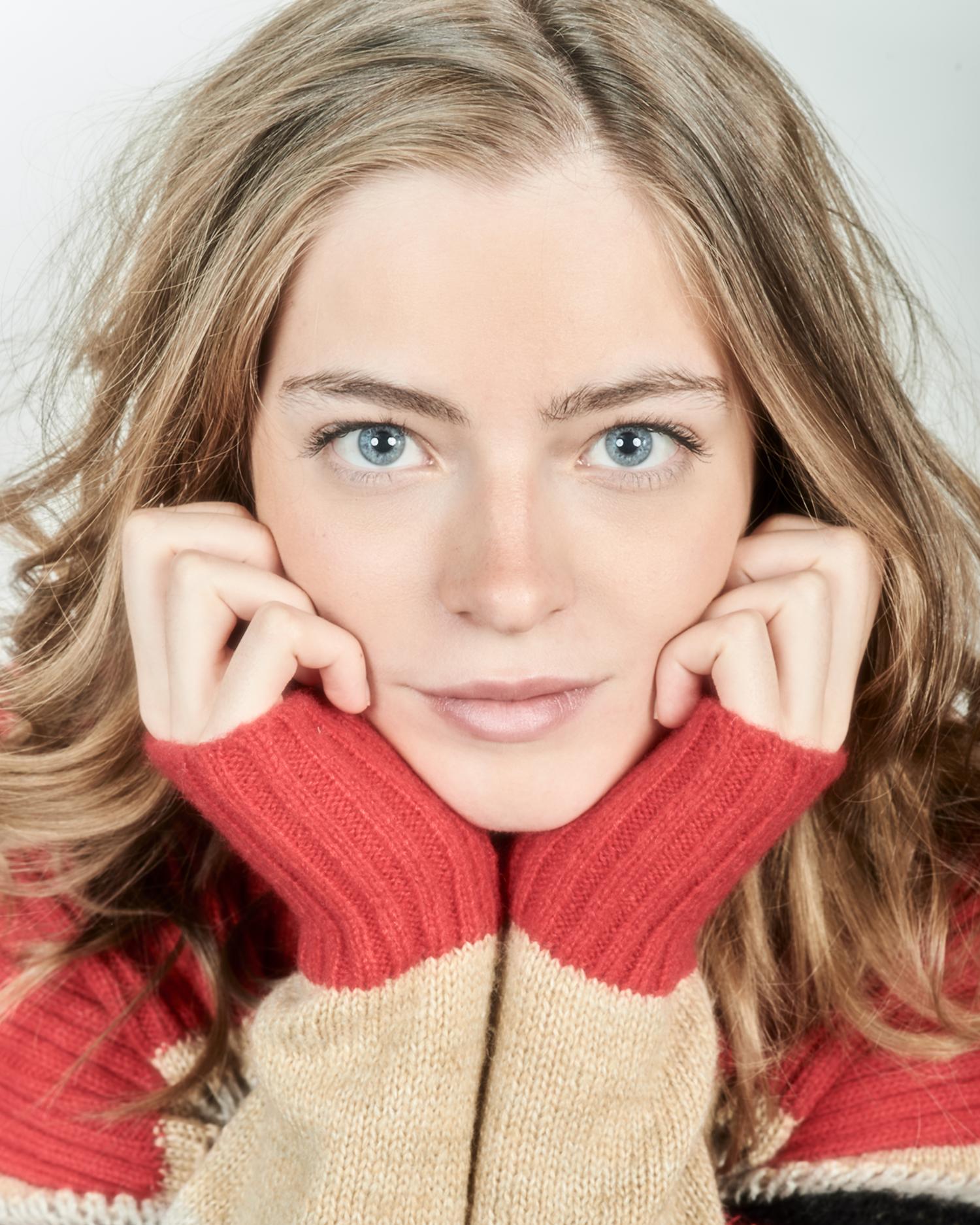 """winter sweater"""