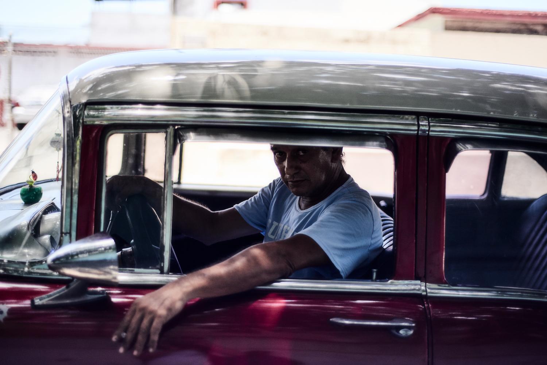"""""""cuban taxi driver havana"""""""