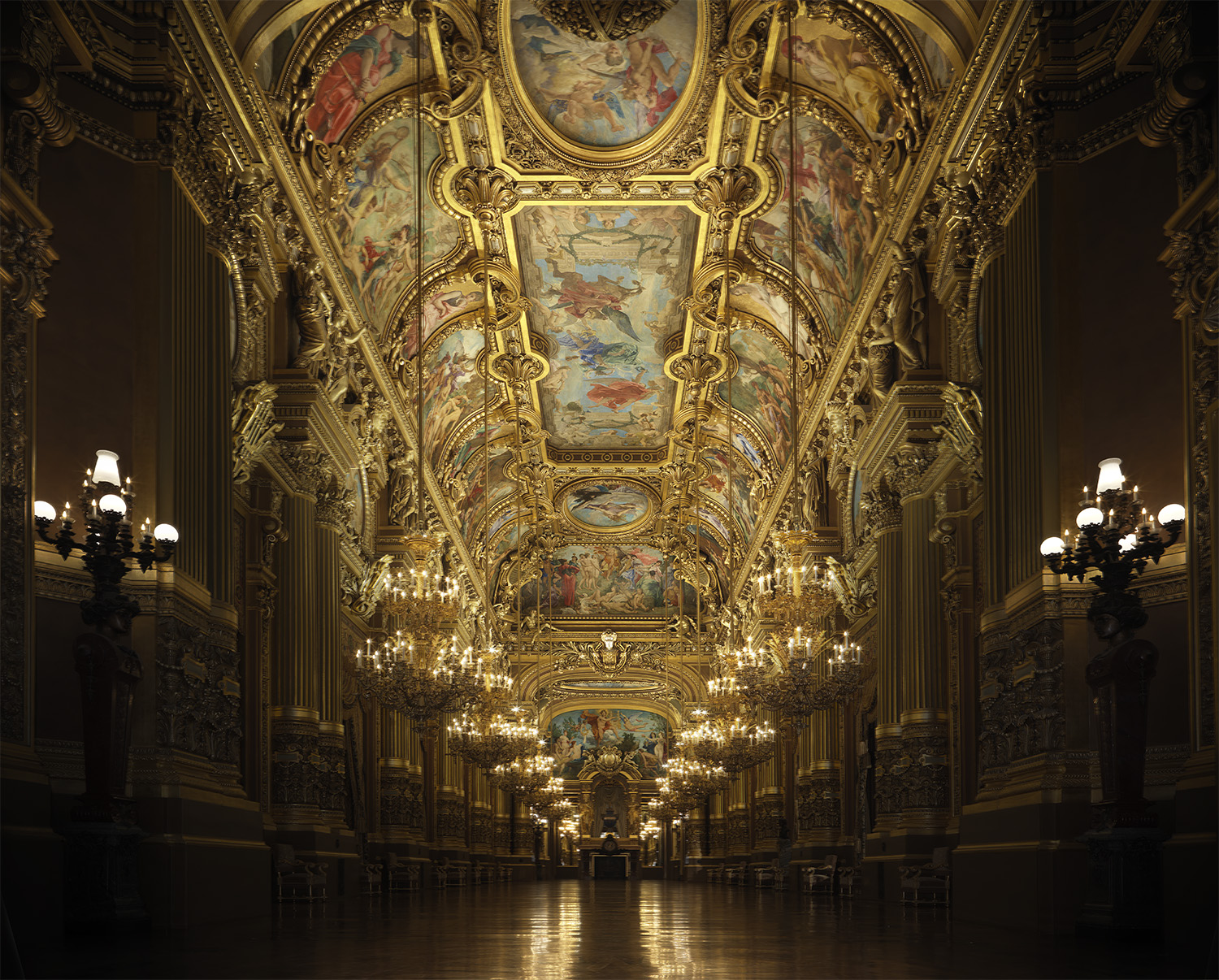 """OPÉRA GARNIER PARIS FRANCE"""