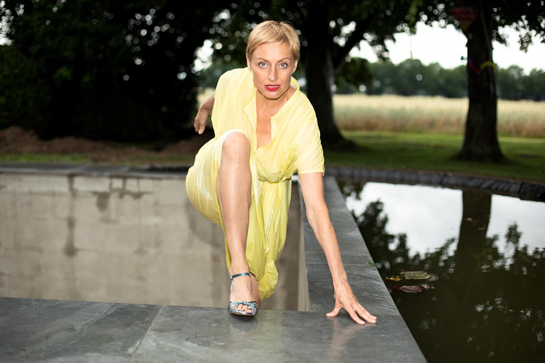 """""""Cathleen Baumann Schauspielerin"""""""