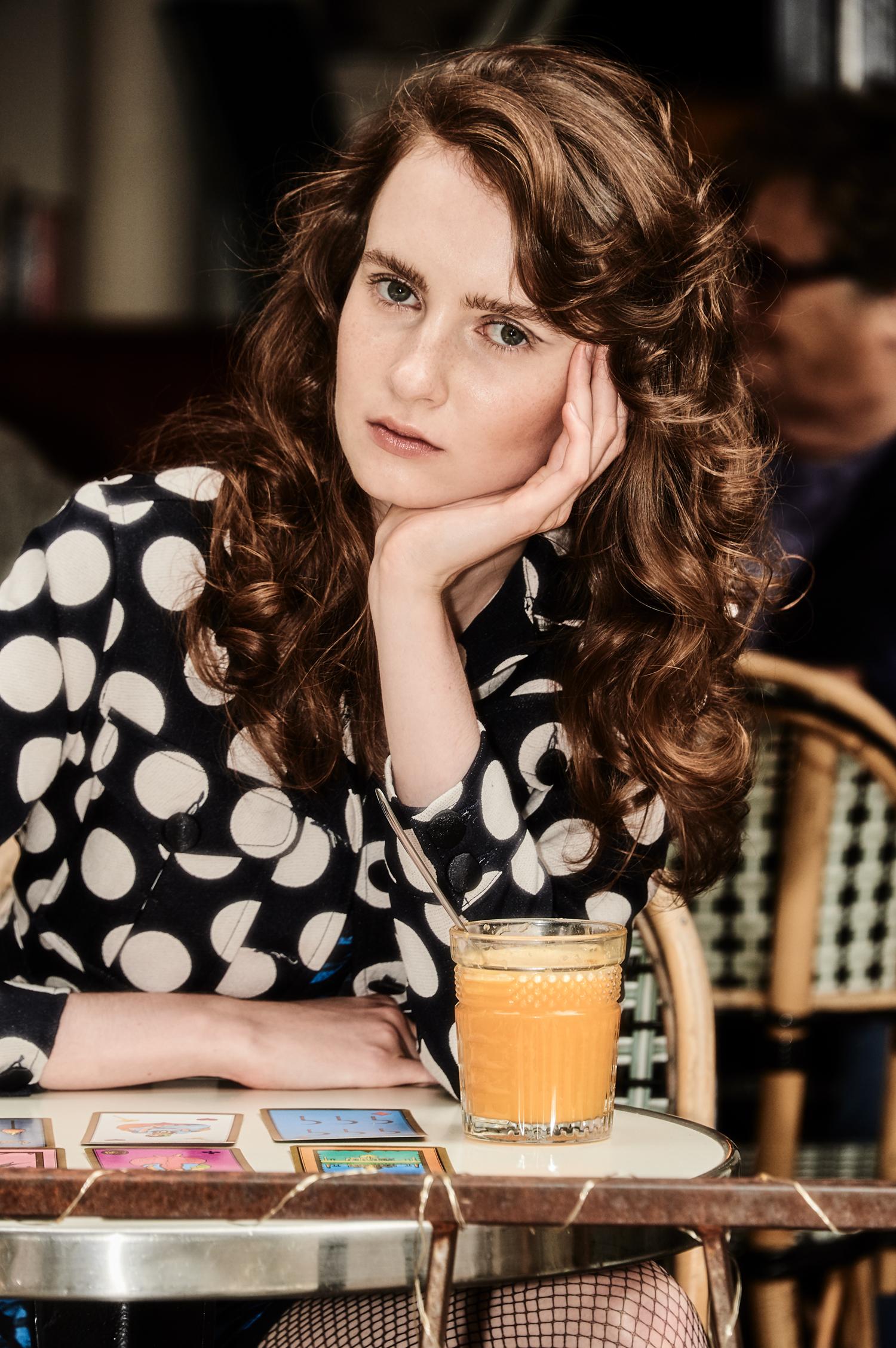 """""""Parisian café life"""""""