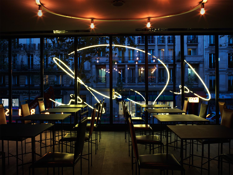 """Restaurant La Scala theater Paris France"""