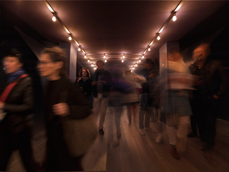 """Foyer La Scala theater Paris France"""