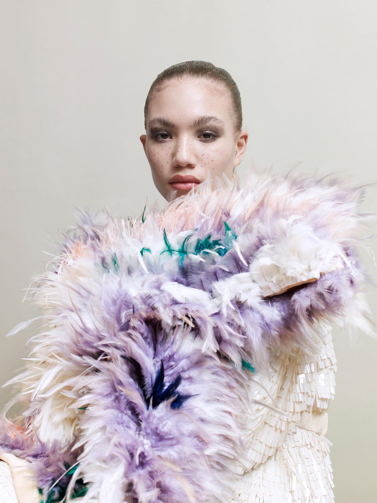 """Fashion designer Xuan"""