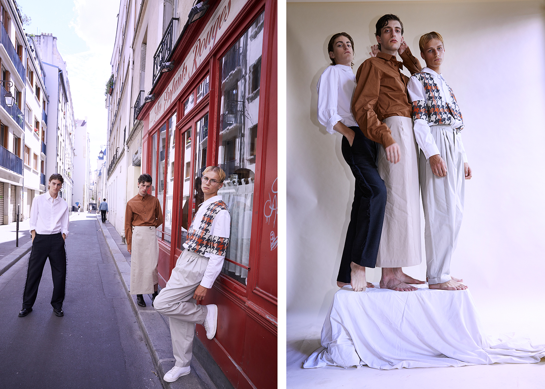"""Stroll in Paris"""